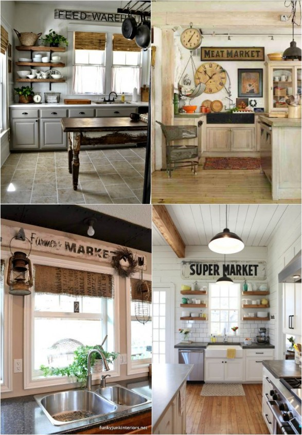 kitchen signs for home degreaser wood cabinets how to make a vintage sign