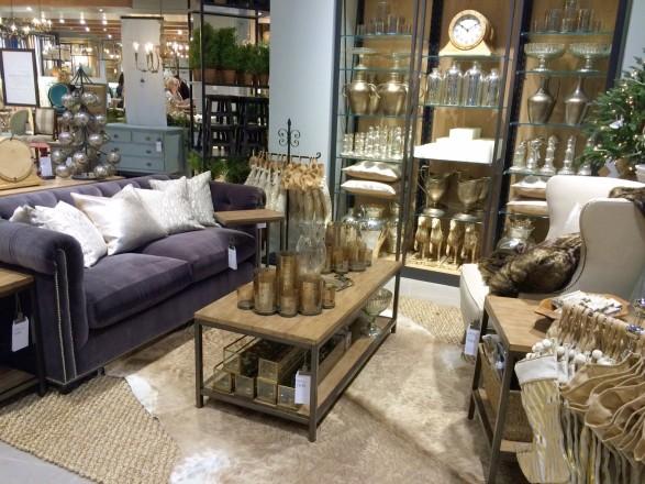 Tour Of Ballard Designs New Store