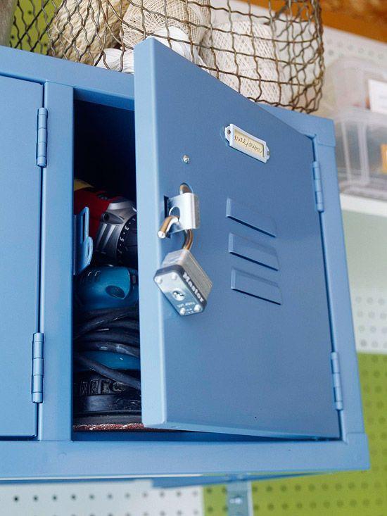 Unbelievable diy garage storage ideas #garage #garagestorage #garageorganization #diy #diyhomedecor
