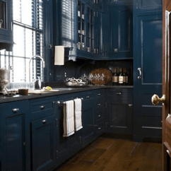Kitchen Cabinet Photos Center Island 23 Gorgeous Blue Ideas Farrow And Ball 30 Hague On Cabinets Navy