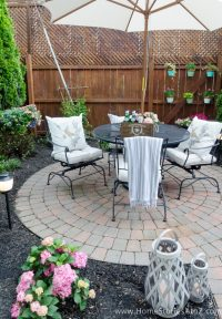 Urban Backyard Makeover with Outdoor Mosquito Repellent ...