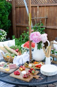 Urban Picnic: 8 Small Backyard Entertaining Tips
