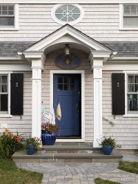 27 Best Front Door Paint Color Ideas - Home Stories A to Z