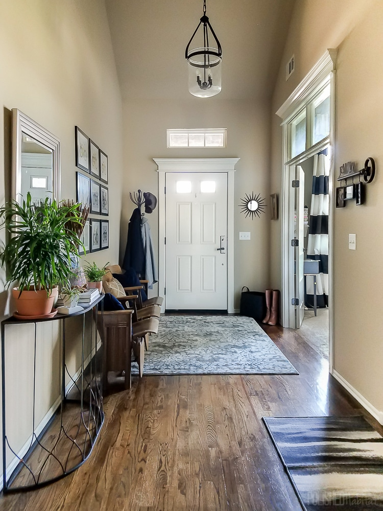 25 Reallife Mudroom and Entryway Decorating Ideas by Bloggers