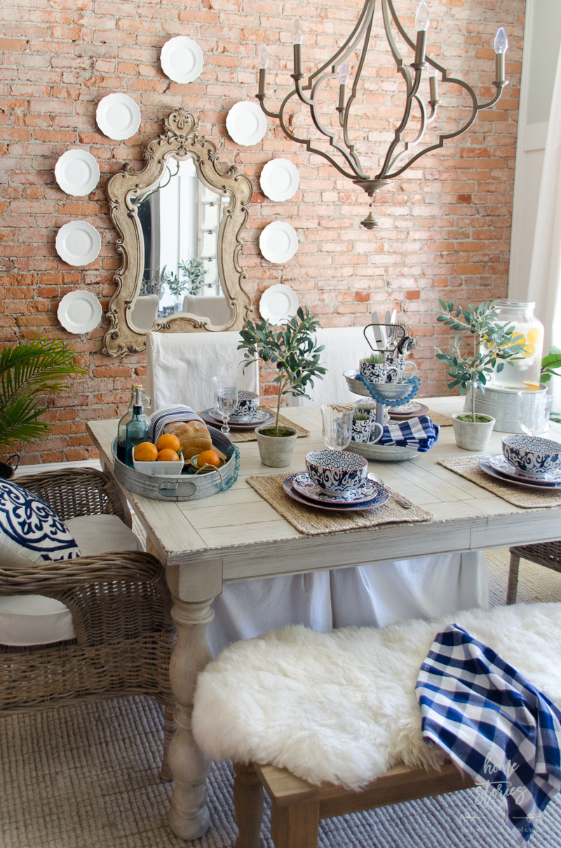 cozy living room colors paint small look bigger 5 tips for creating an affordable modern farmhouse tablescape