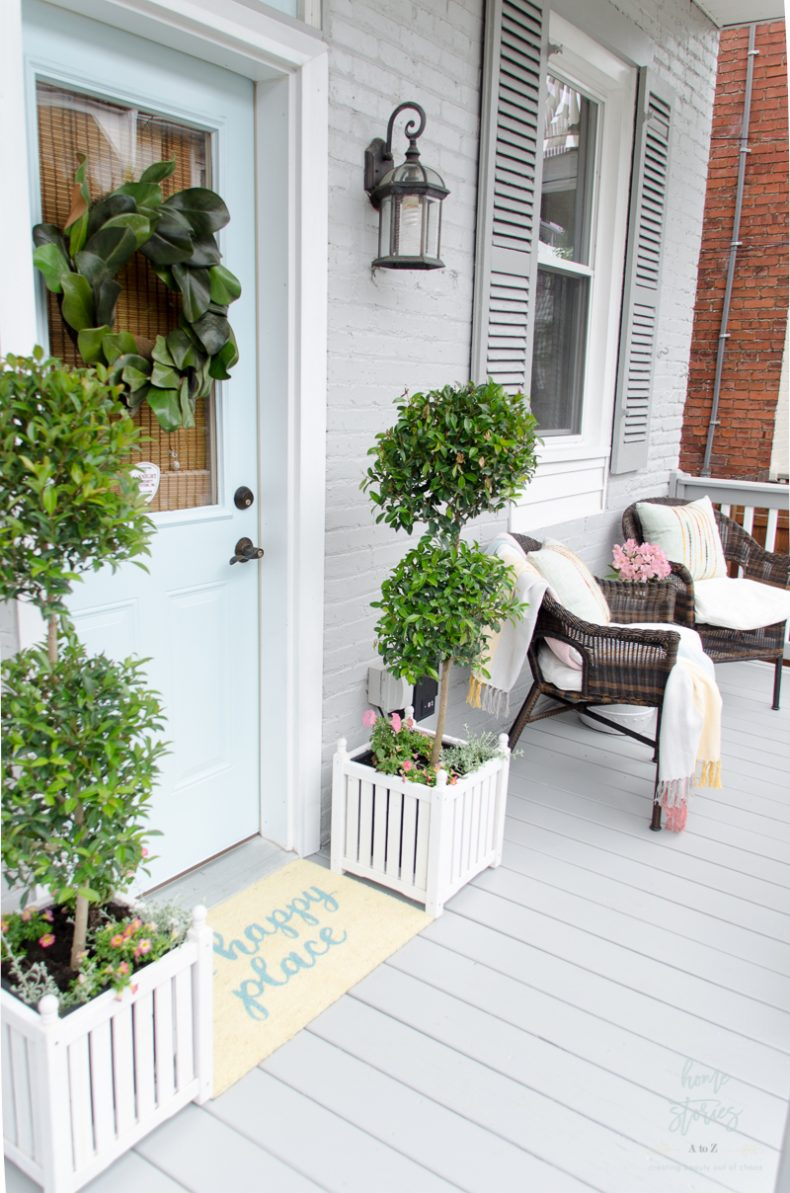 how to transform a porch with behr paint