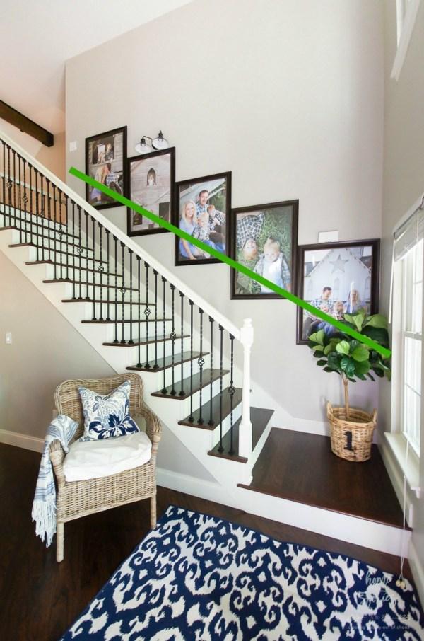 Create Stairway Wall