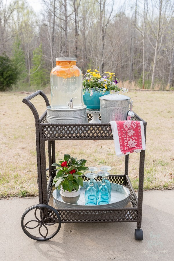 Beverage Cart Better Homes and Gardens