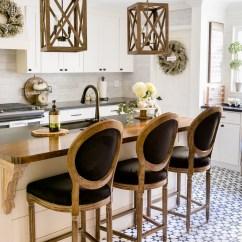 Cement Tile Kitchen Cedar Cabinets Get The Look For Less Peel Stick Vinyl Sticker Flooring My Latest Videos