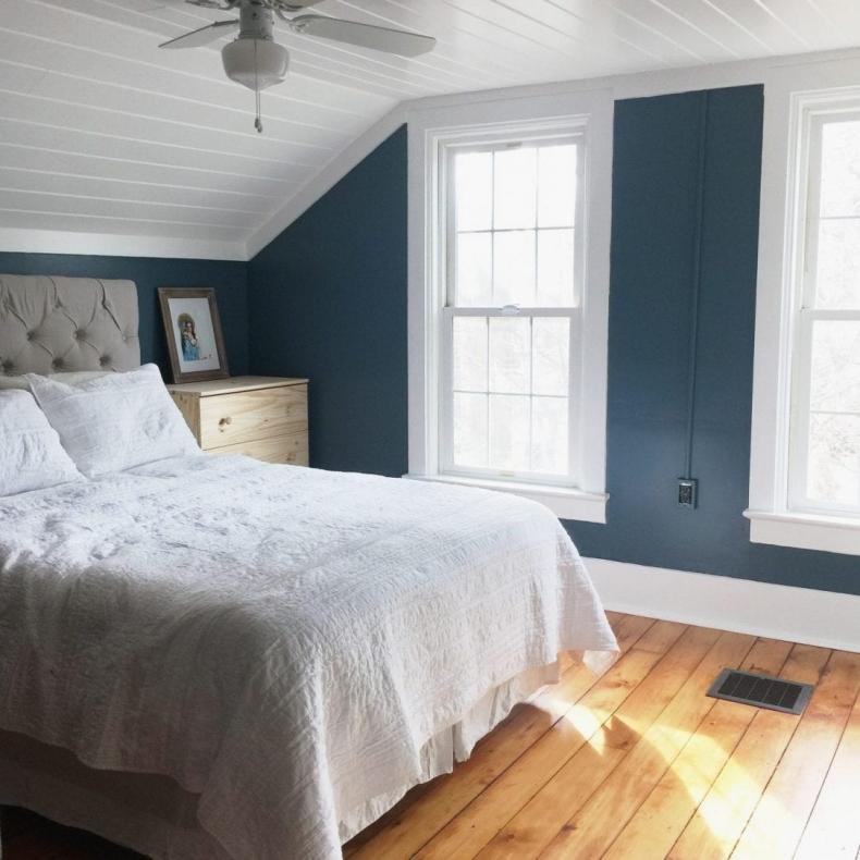 Beautiful Blue Bedroom Decor Ideas