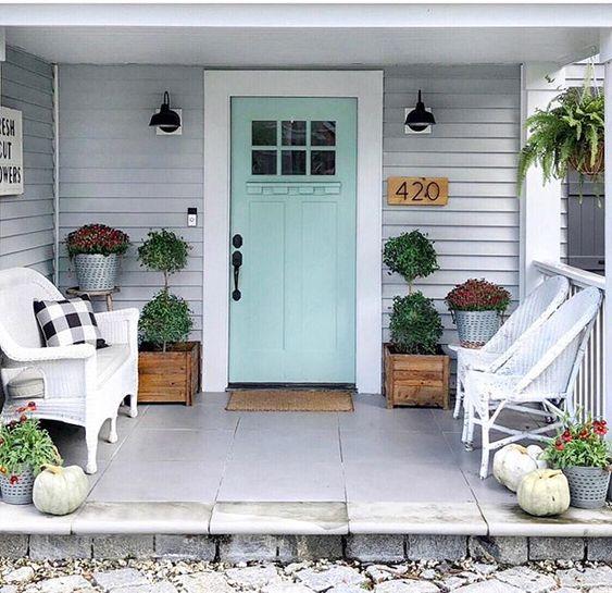32 Best Front Door Paint Color Ideas