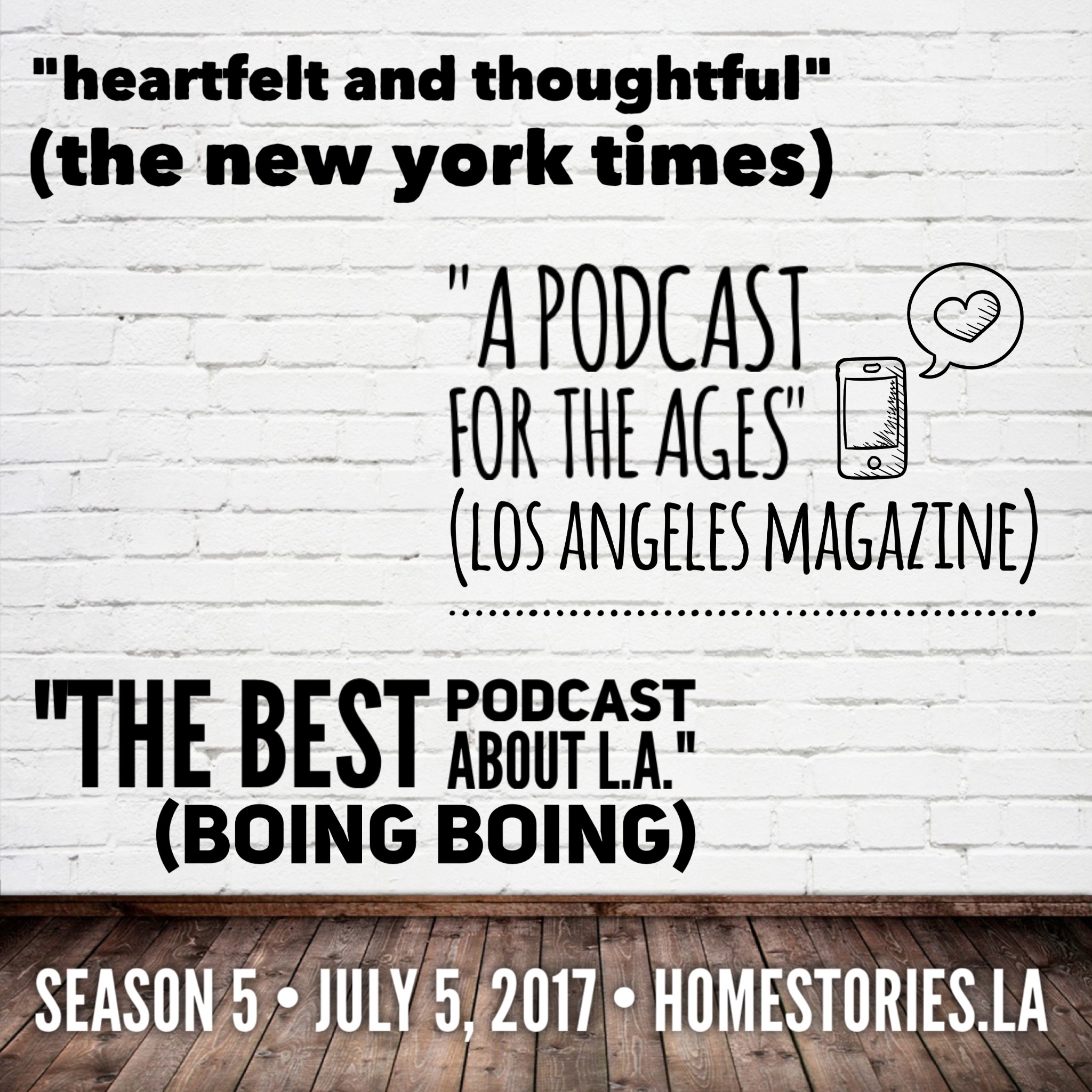 HOME: Stories From L A