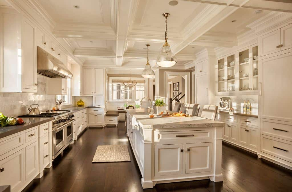 30 Custom Luxury Kitchen Designs That Cost More Than 100 000