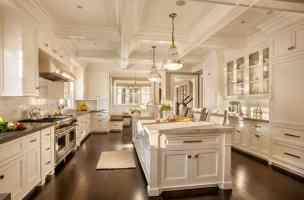 31 Custom Luxury Kitchen Designs Some $100K Plus   Home ...