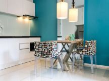 Small 2-person in-kitchen dining table
