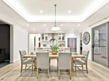 6-person dining room table