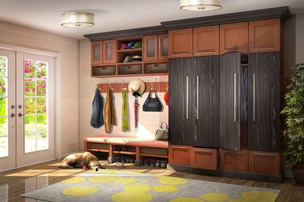 Incredible Mudroom Ideas With Storage Lockers & Benches