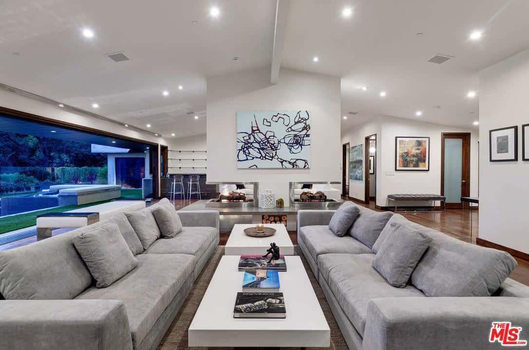 65 Stylish Modern Living Room Ideas Photos