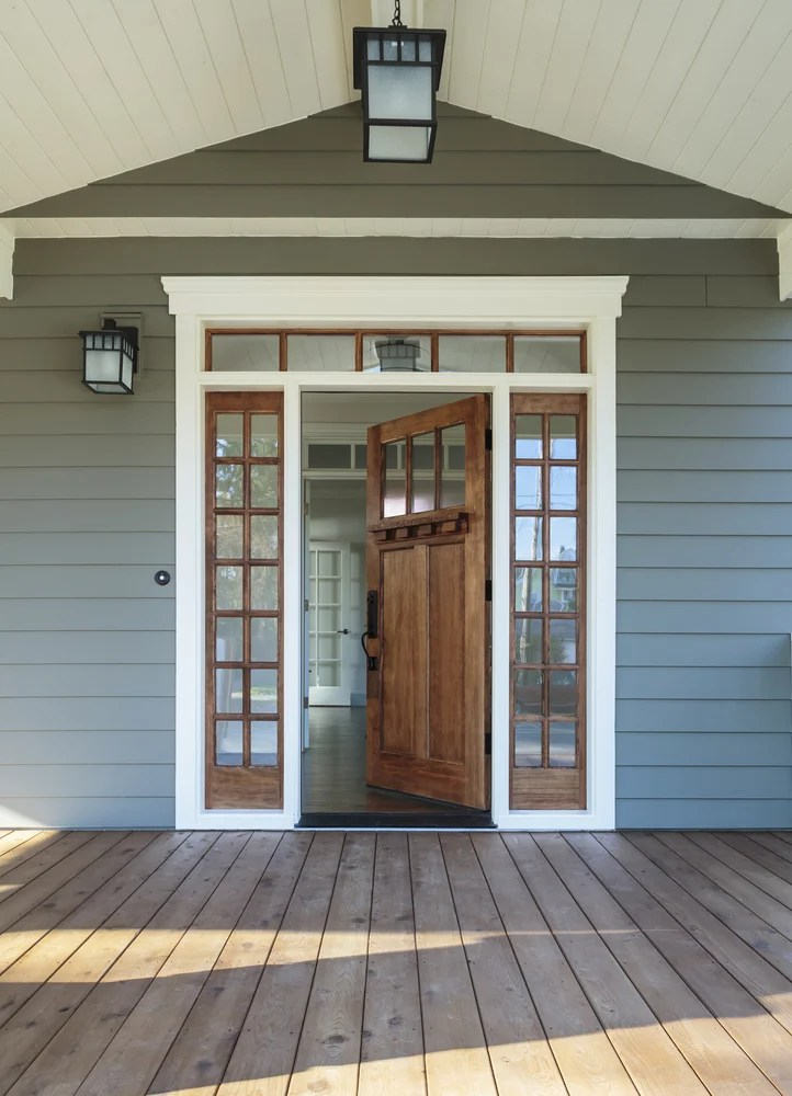 58 Types of Front Door Designs for Houses Photos