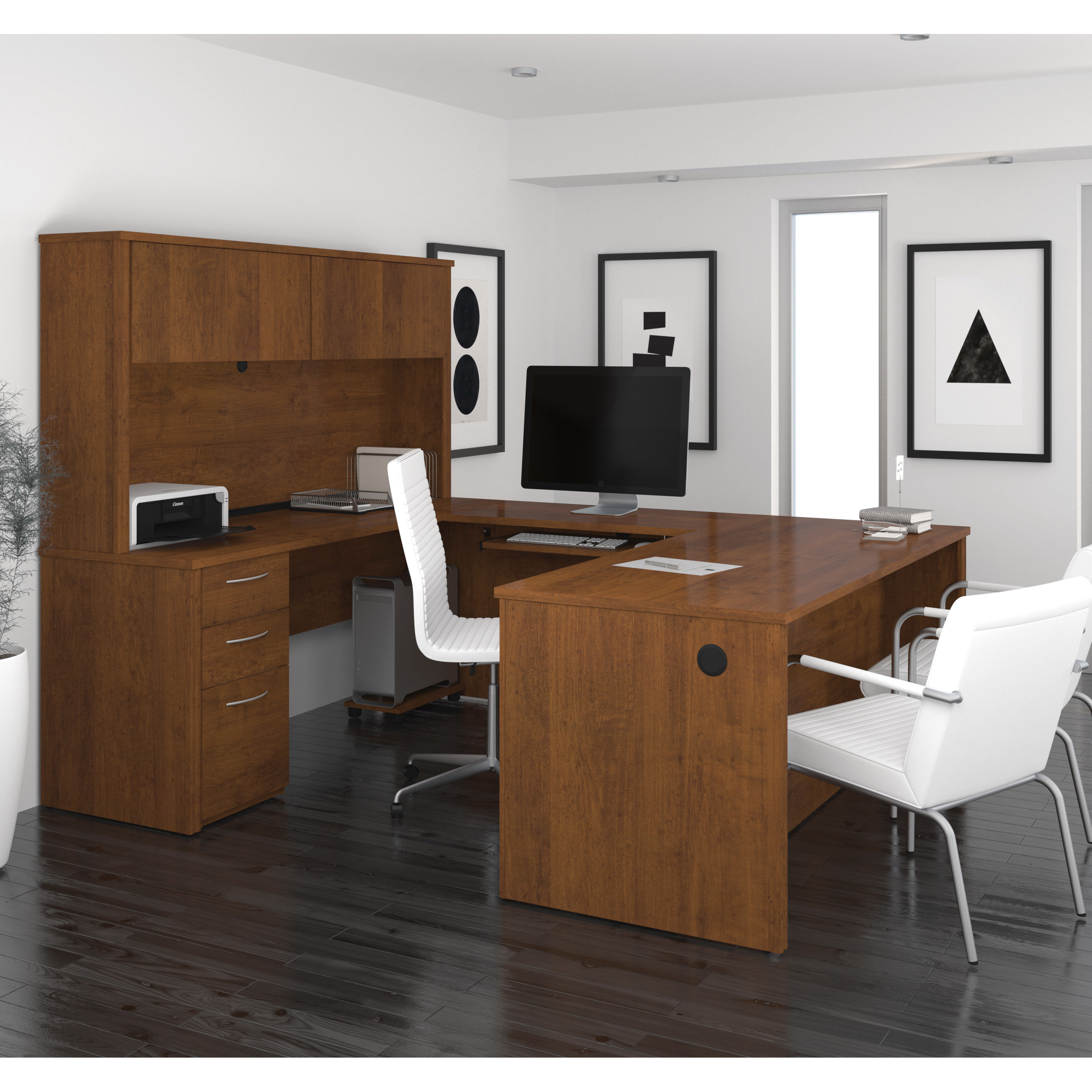 guy brown office chairs bathroom vanity 30 computer desk options buying guide for 2018