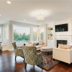 Living Room Decor With Hardwood Floors Value City Furniture 41 Rooms Pictures The Transitional In This Pairs Well Dark And Green
