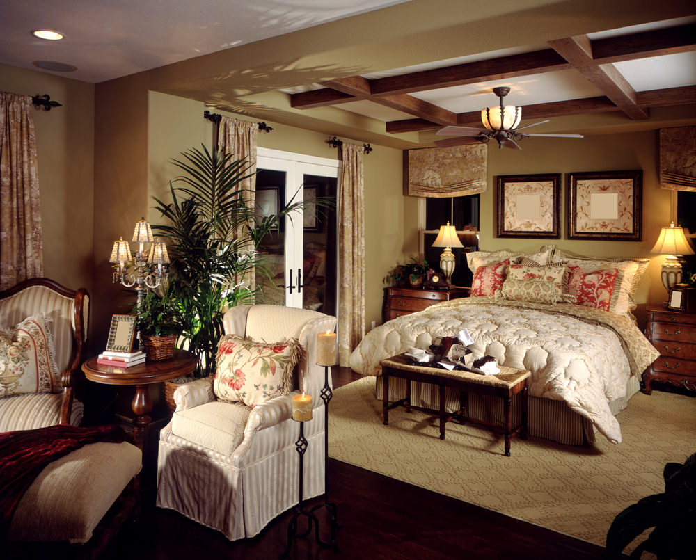 25 Master Bedrooms With Flush Amp Semi Flush Mount Ceiling