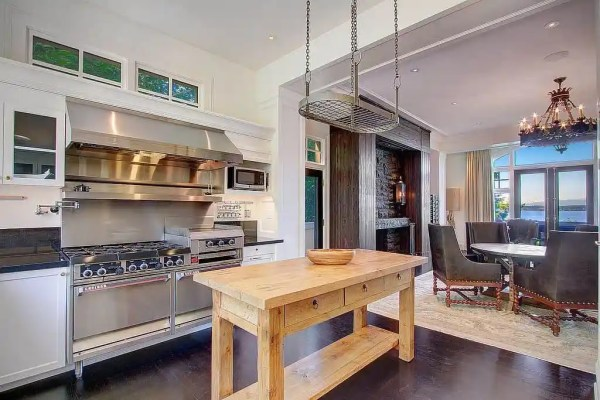 small kitchen with island design ideas 20 Clever Small Island Ideas for Your Kitchen (Photos)