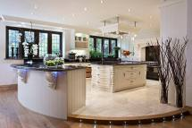 Kitchen Designs with Two Islands