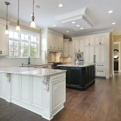 Most Popular Kitchen Cabinets Mobile Cart 10 Styles Layouts Colors And Materials Example Of