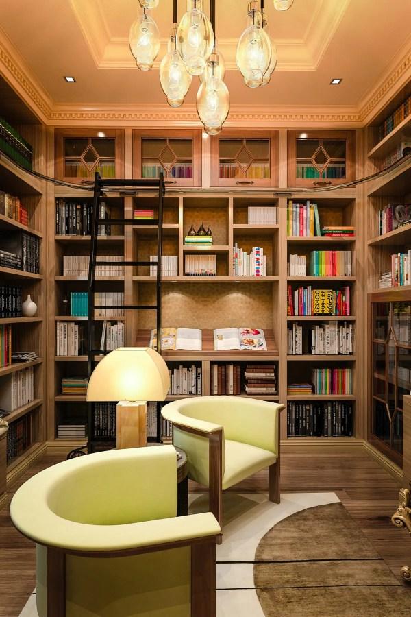 Home Library Design Ideas 2017