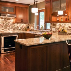 Tile Kitchen Cabinet Clearance 75 Backsplash Ideas For 2019 Glass Metal Etc Mosaic
