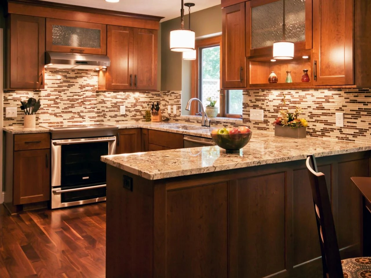kitchen back splash custom made cabinets 75 backsplash ideas for 2019 tile glass metal etc mosaic