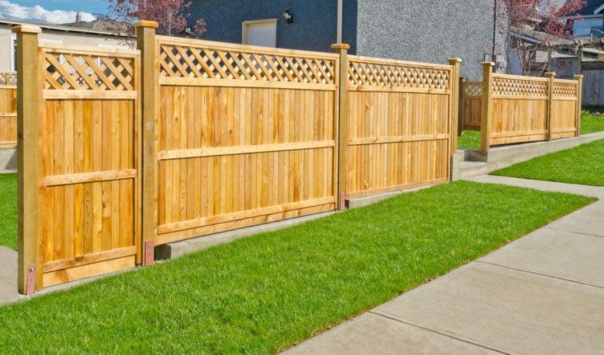 10 top fence design