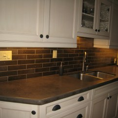 Slate Backsplash In Kitchen Used Cabinets Sale 75 Ideas For 2019 Tile Glass Metal Etc Brown