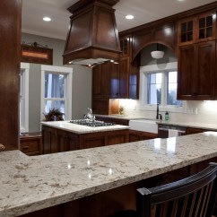 Kitchen Counter Tops Appliance Packages Lowes 18 Countertop Options And Ideas For 2019