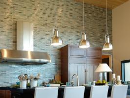 75 Kitchen Backsplash Ideas for 2020 Tile, Glass, Metal etc.