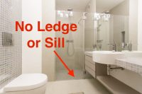All About Zero-threshold Showers (by Bathroom Renovation ...