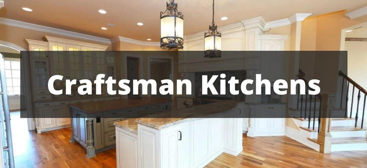 101 Craftsman Kitchen Ideas For 2018