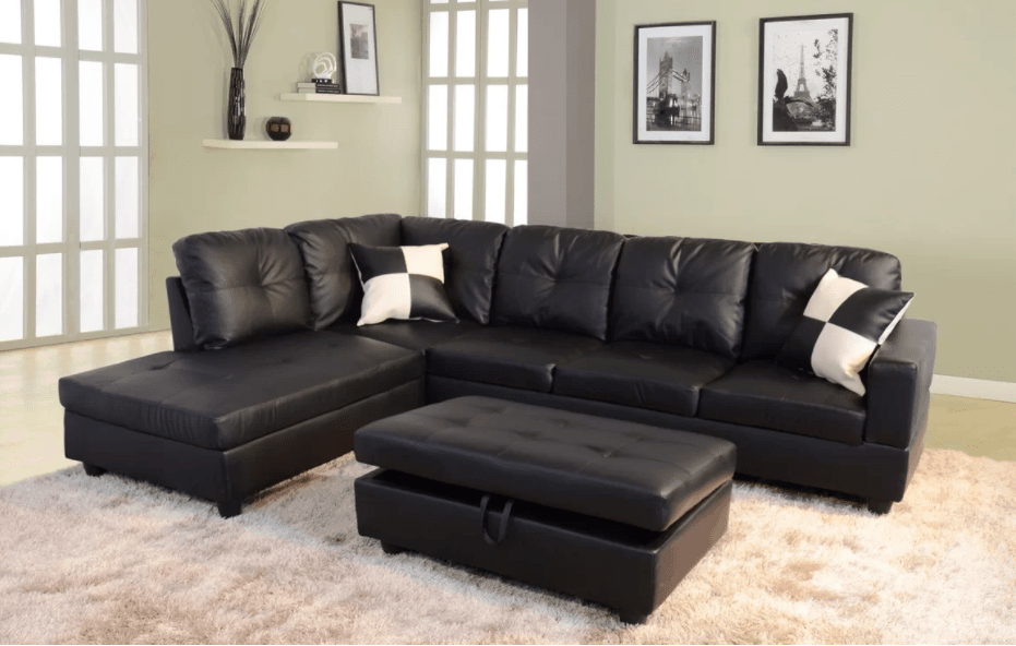 most comfortable sofa with chaise loaf battersea 100 awesome sectional sofas under $1,000 (2018)