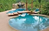 20+ Awesome Zero-Entry Backyard Swimming Pools (i.e. Beach ...