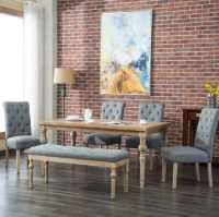 10 Dining Room Sets Under $1,000 that Seats 6, 8, 10 or 12