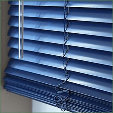 Metal blinds