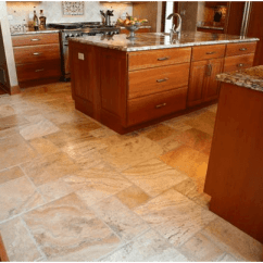 Wood Tile Floor Kitchen Cabinets With Legs 15 Different Types Of Tiles Extensive Buying Guide Travertine Flooring