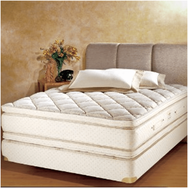 Picture Of Very Comfortable Bed Mattress