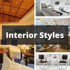 Interior Design Styles Living Room Modern Chairs 18 Different For Your Home In 2019