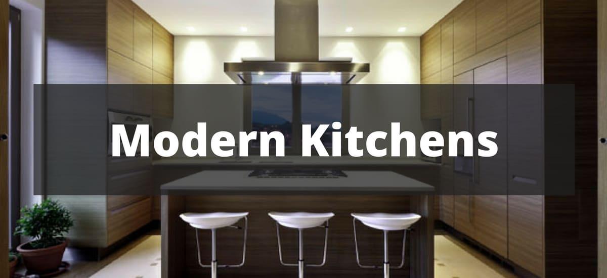 50 Modern Kitchen Design Ideas 2018