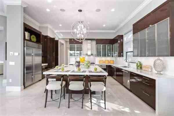 modern kitchen design 16 Different Types of Kitchen Styles