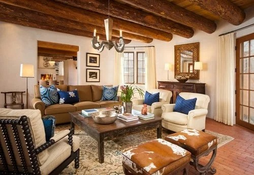 southwest living rooms decorating ideas for room 2016 35 southwestern 2019 hz room5 091817