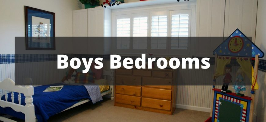 99 Great Boys Bedroom Design Ideas For 2019