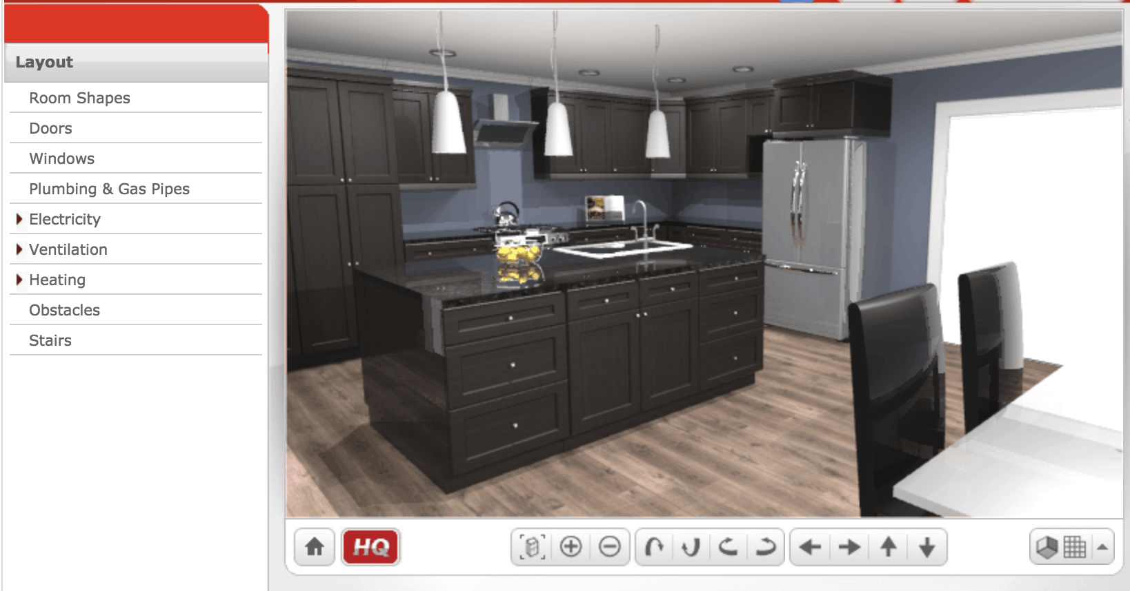 Best Kitchen Gallery: 16 Best Online Kitchen Design Software Options In 2018 Free Paid of Kitchen Cabinet Layout Software Free Download on rachelxblog.com